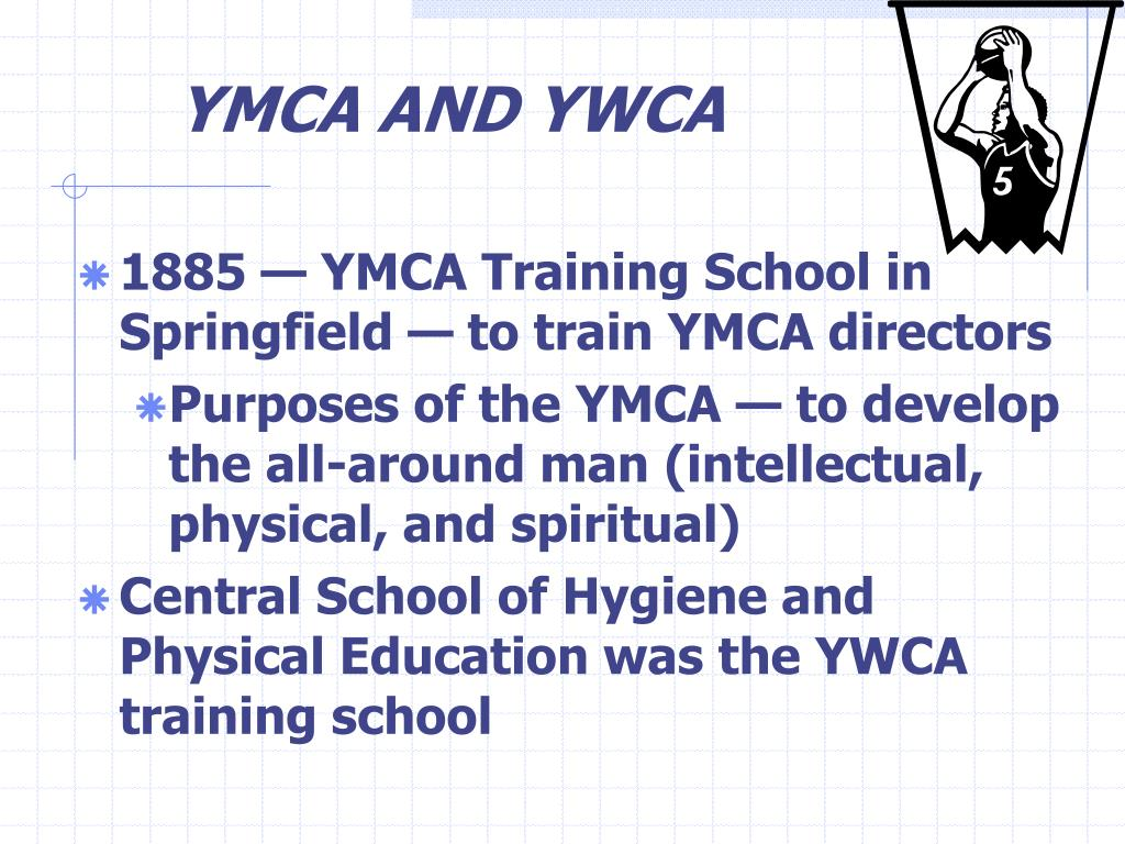 YMCA AND YWCA