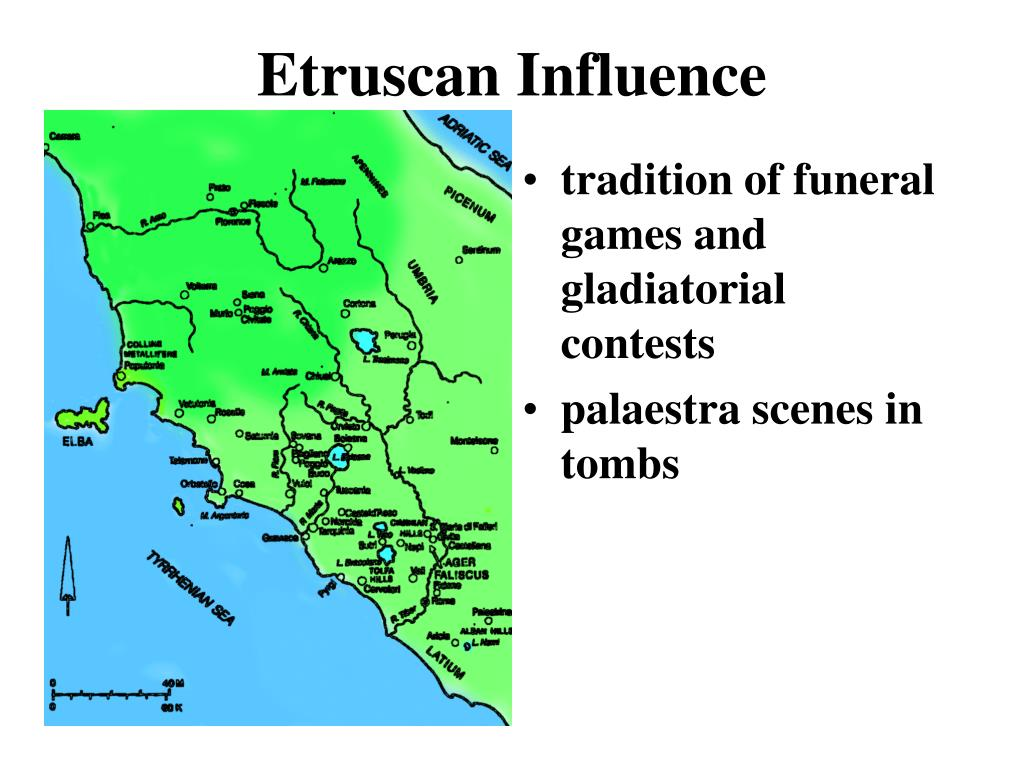 Etruscan Influence