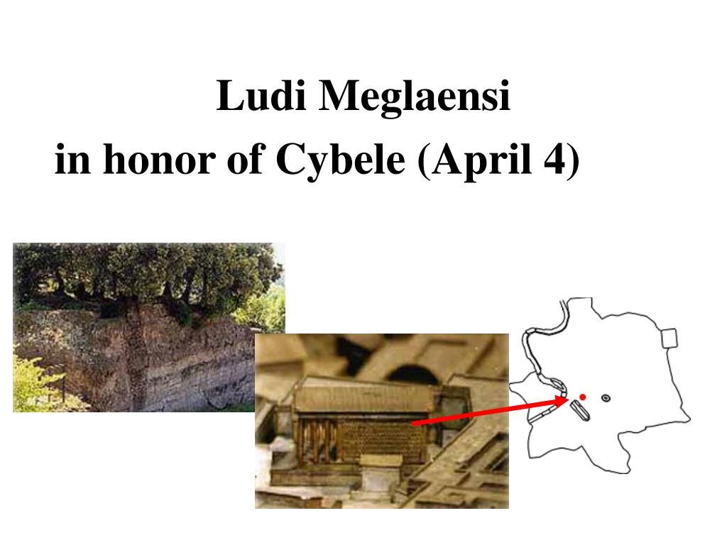Ludi Meglaensi