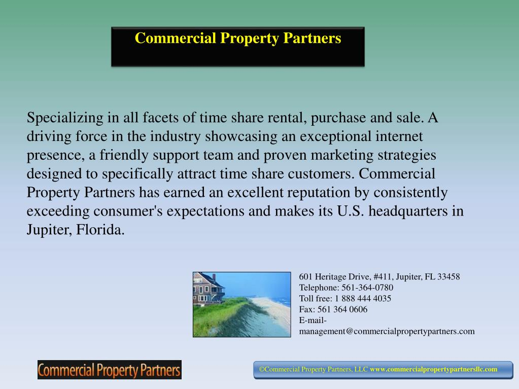 Commercial Property Partners