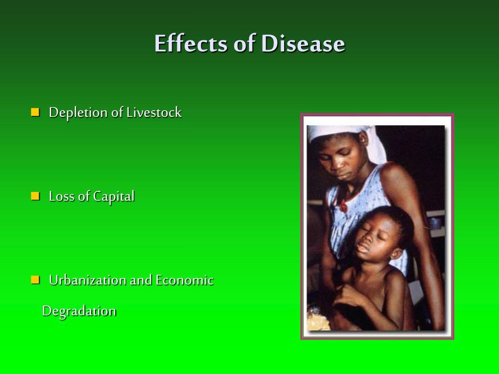 Effects of Disease