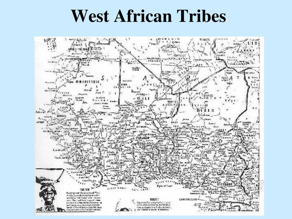 West African Tribes