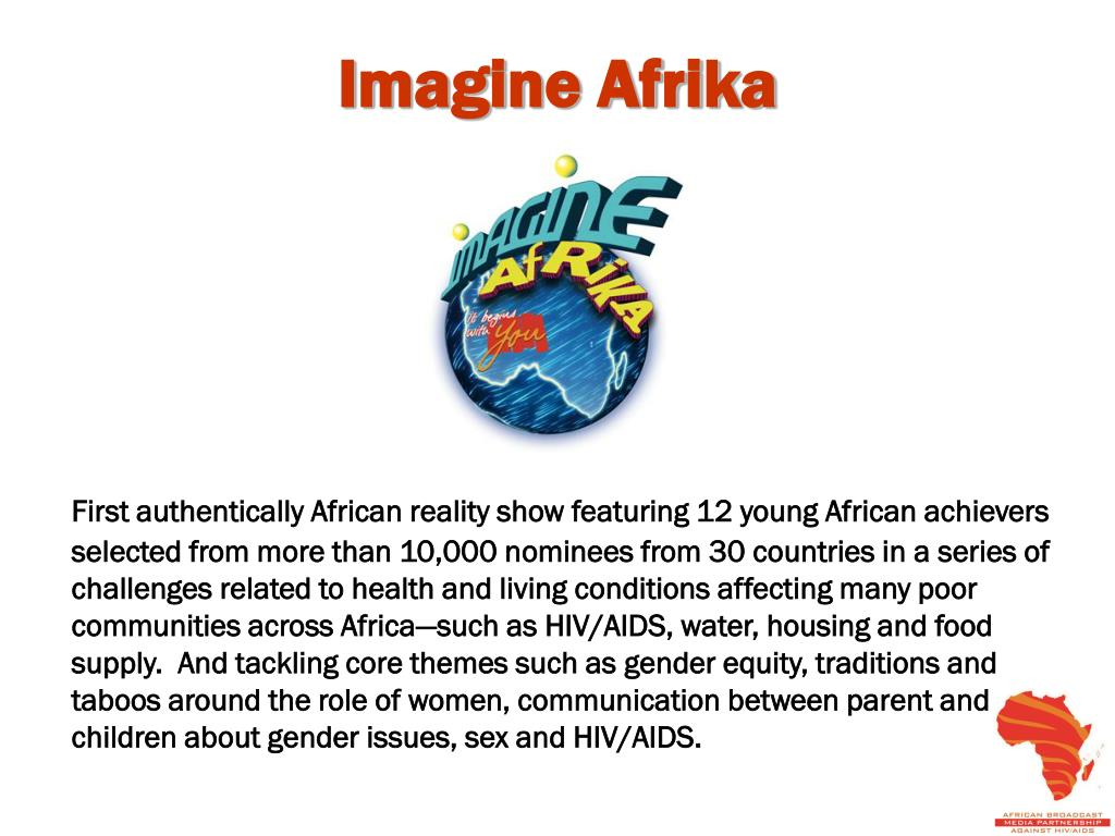 Imagine Afrika