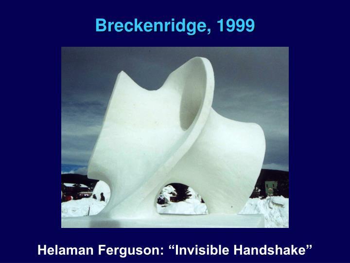 Breckenridge, 1999