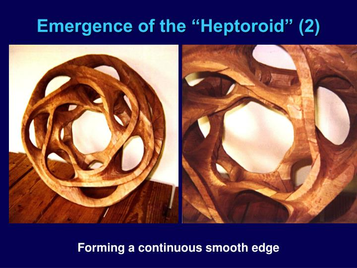 "Emergence of the ""Heptoroid"" (2)"