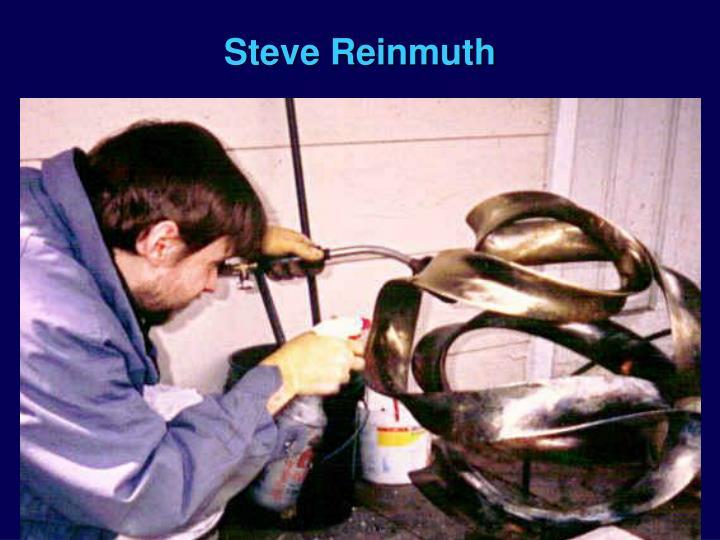 Steve Reinmuth