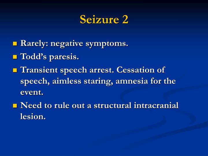 Seizure 2