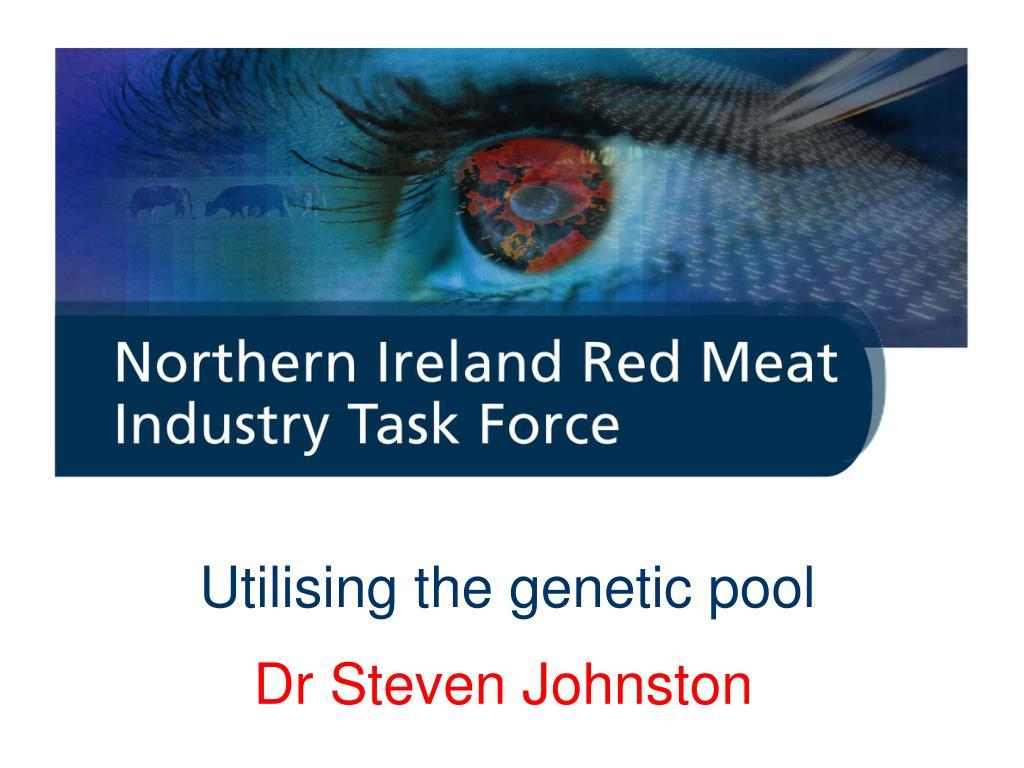 Dr Steven Johnston