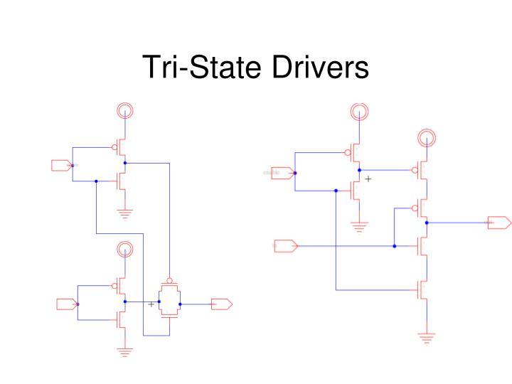Tri-State Drivers