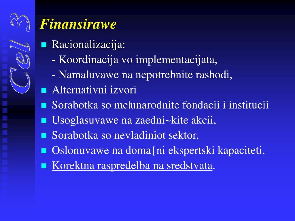 Finansirawe