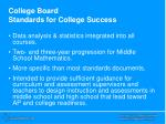college board standards for college success3