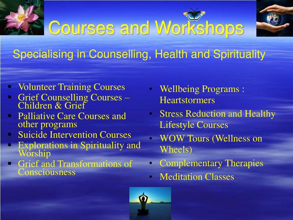 Wellbeing Programs : Heartstormers