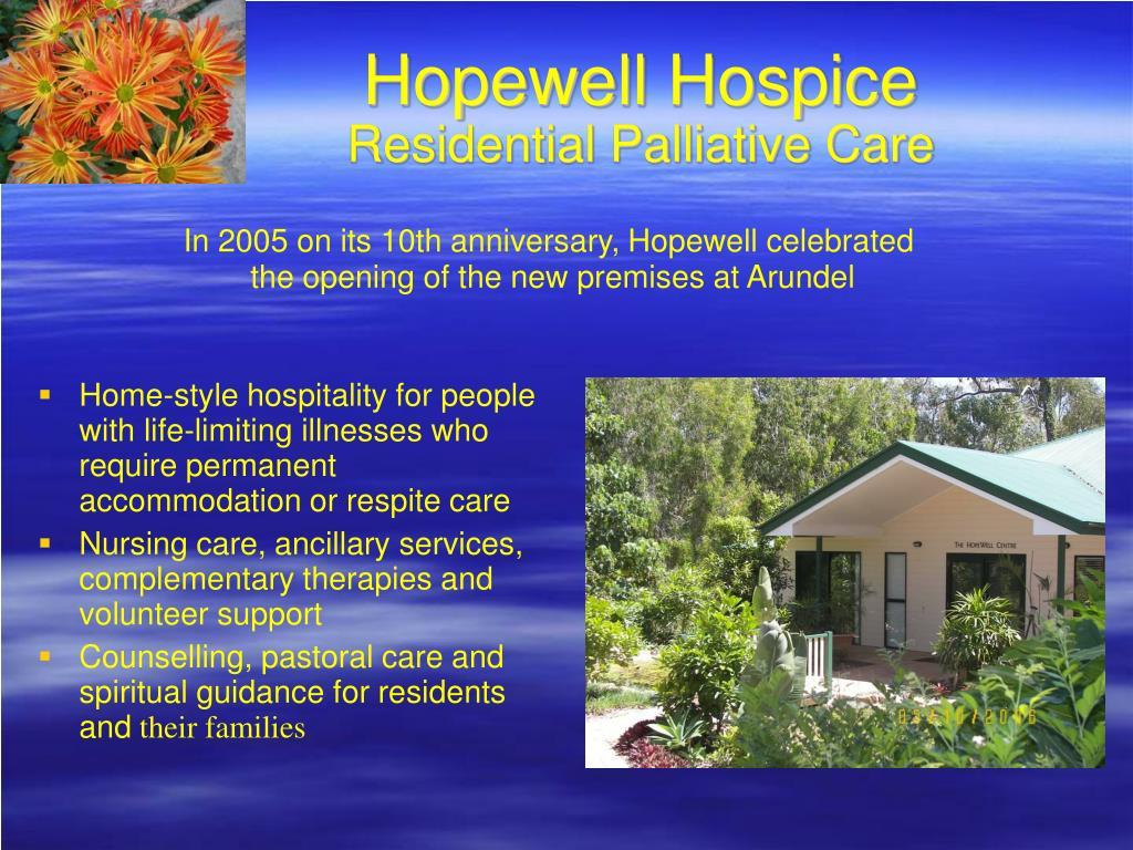 Hopewell Hospice