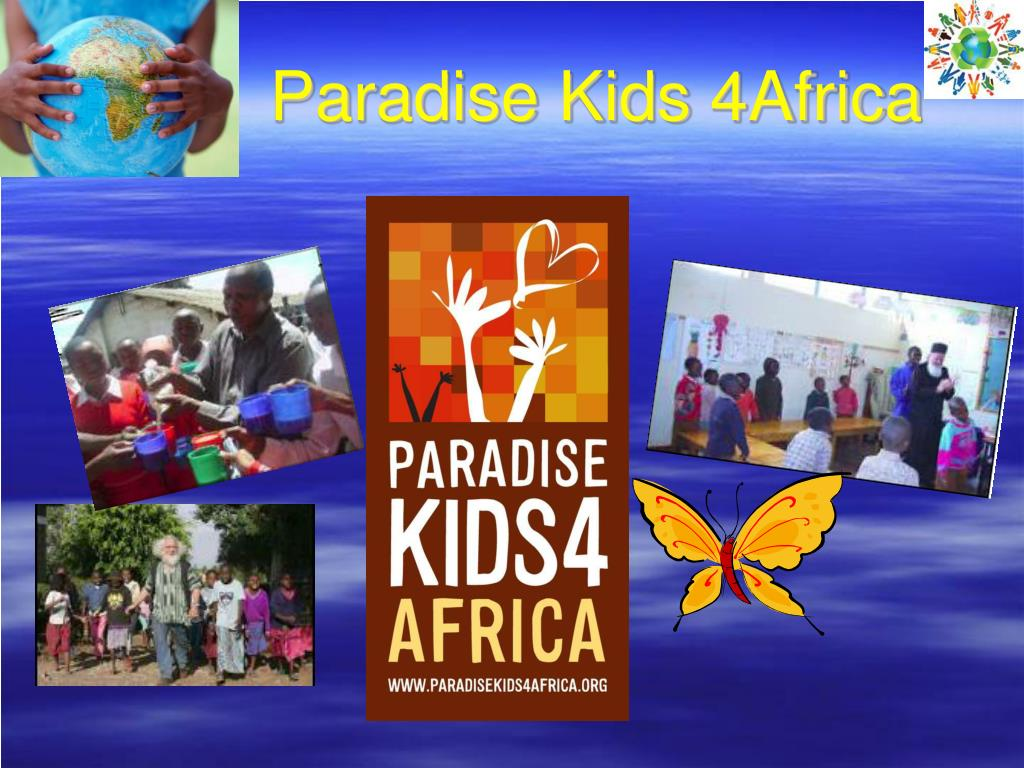 Paradise Kids 4Africa
