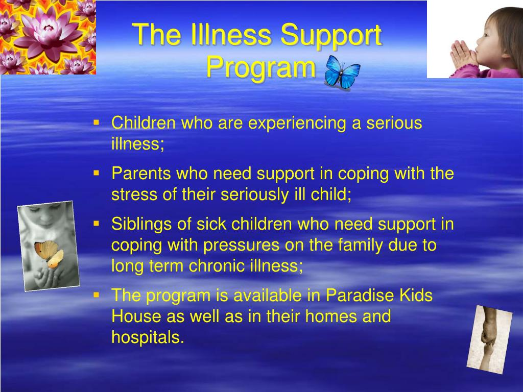 The Illness Support