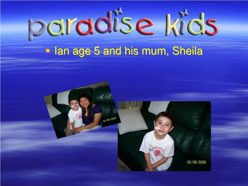 Ian age 5 and his mum, Sheila