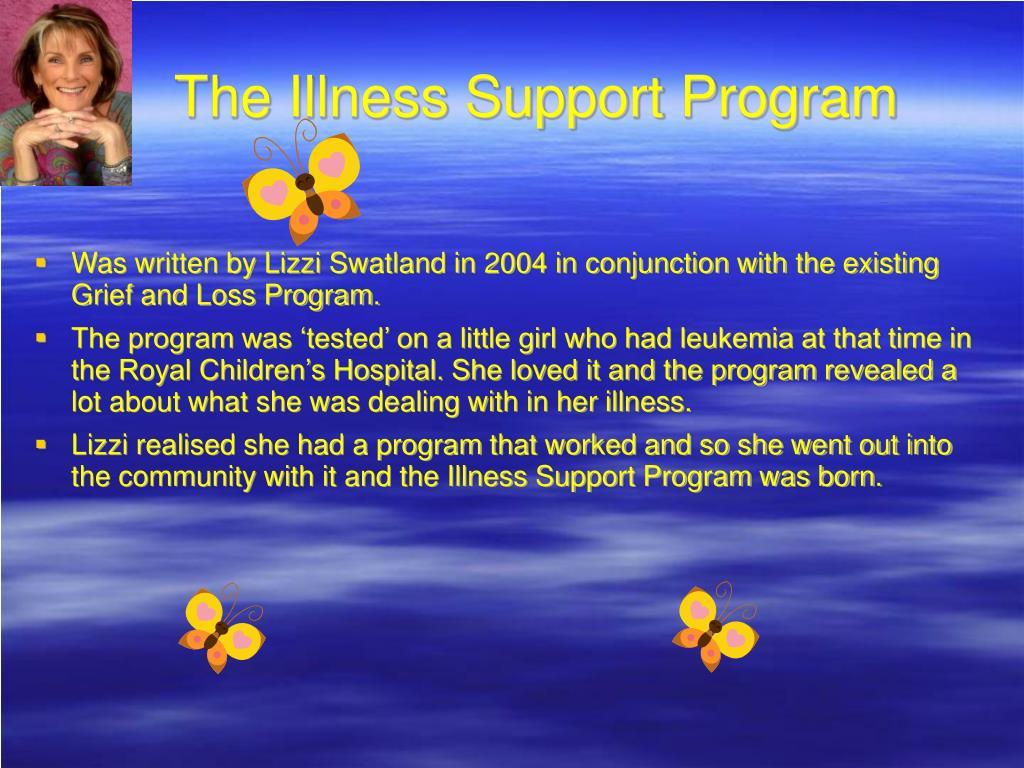 The Illness Support Program
