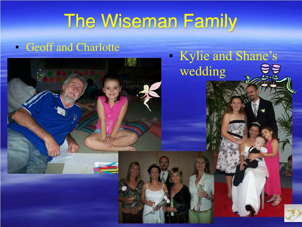 Kylie and Shane's wedding