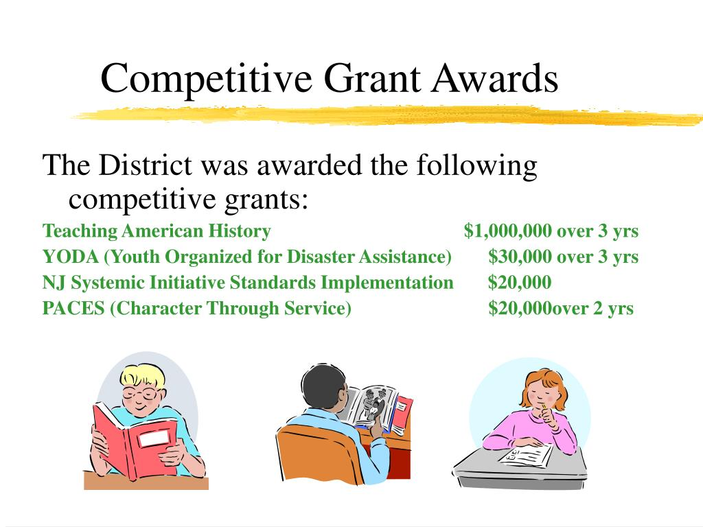 Competitive Grant Awards