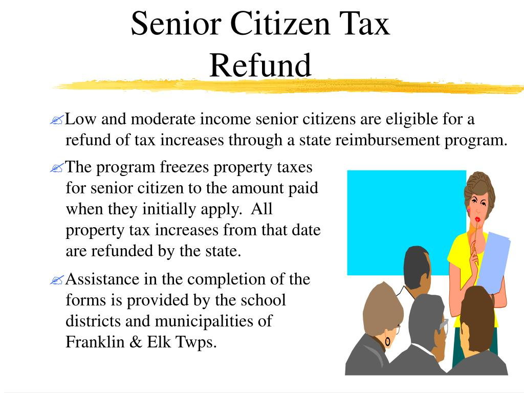 Senior Citizen Tax