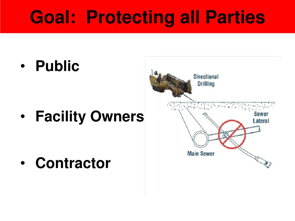 Goal:  Protecting all Parties