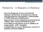 pediatrics in republic of moldova1