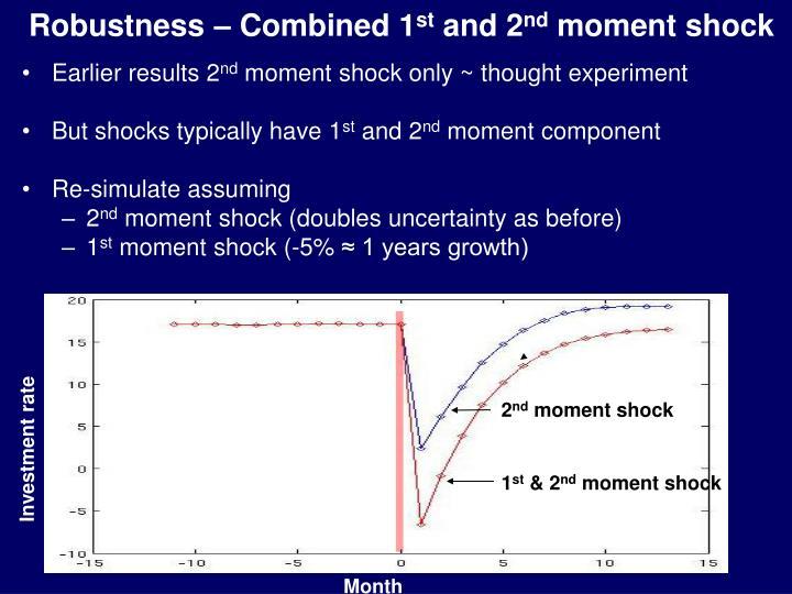Robustness – Combined 1