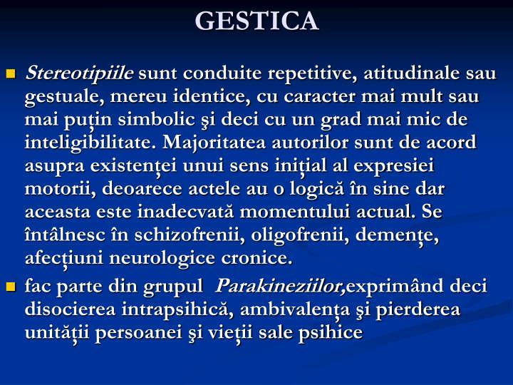 GESTICA