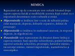 mimica