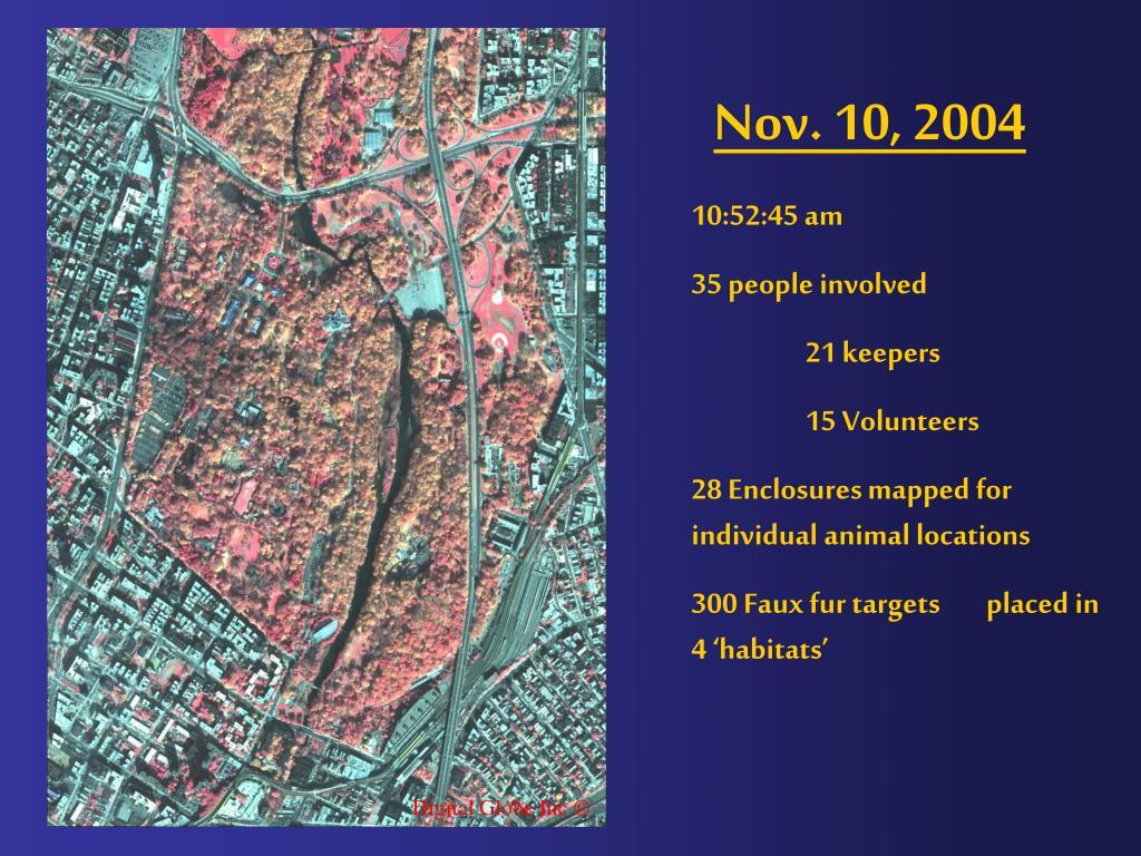 Nov. 10, 2004