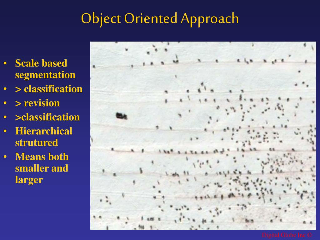 Object Oriented Approach