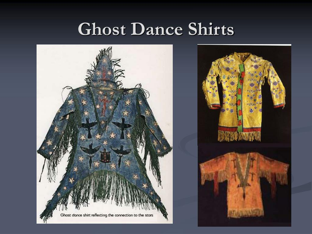 Ghost Dance Shirts