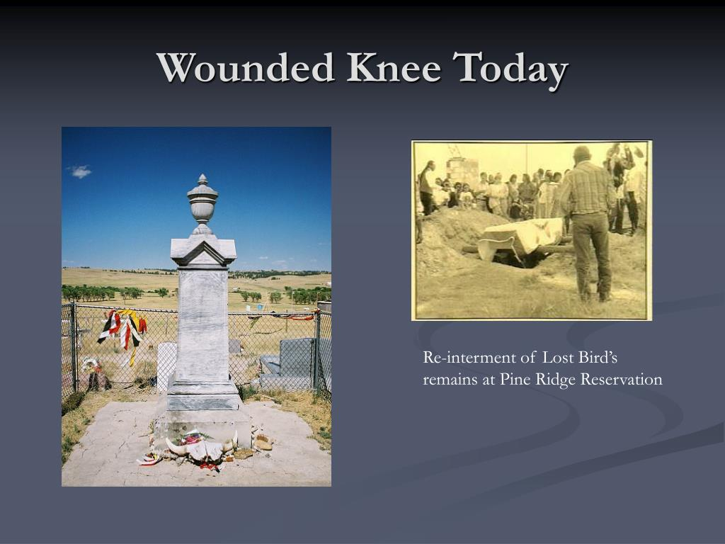 Wounded Knee Today