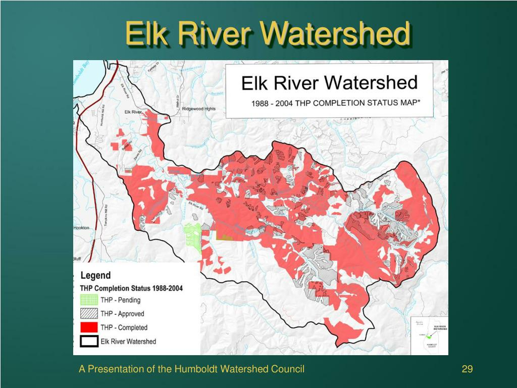 Elk River Watershed