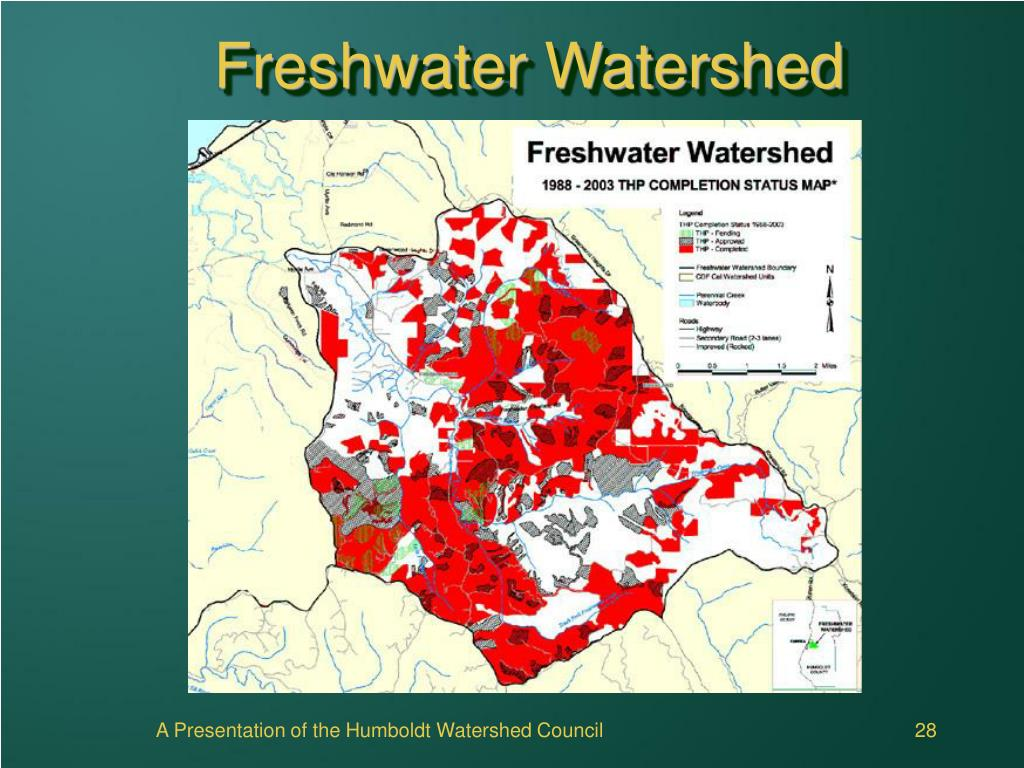 Freshwater Watershed