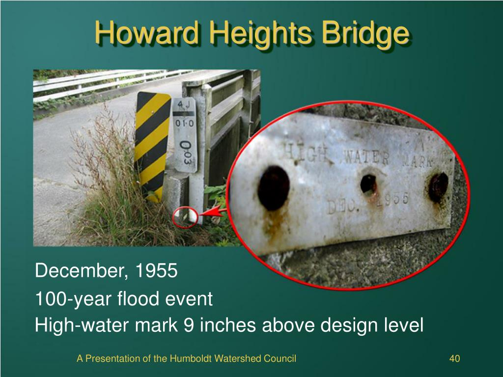 Howard Heights Bridge