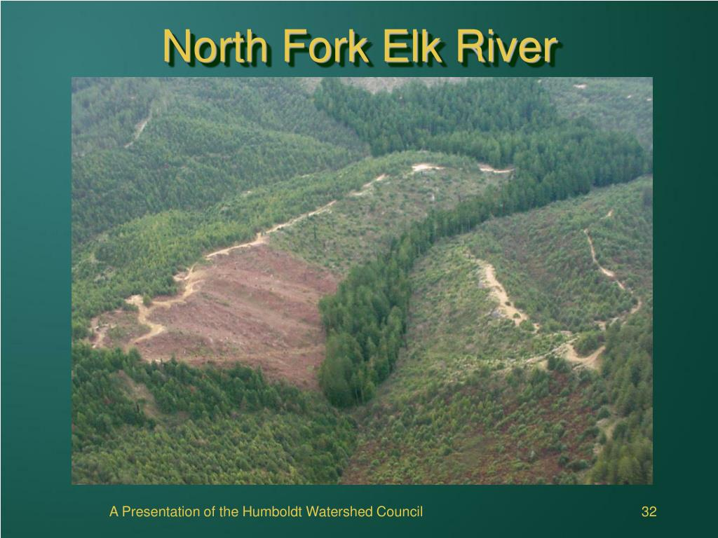 North Fork Elk River
