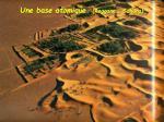 une base atomique reggane sahara