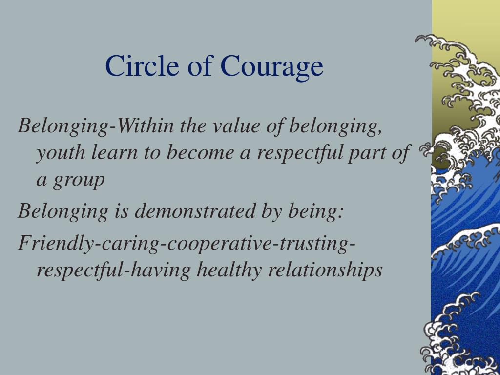 Circle of Courage