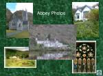 abbey photos