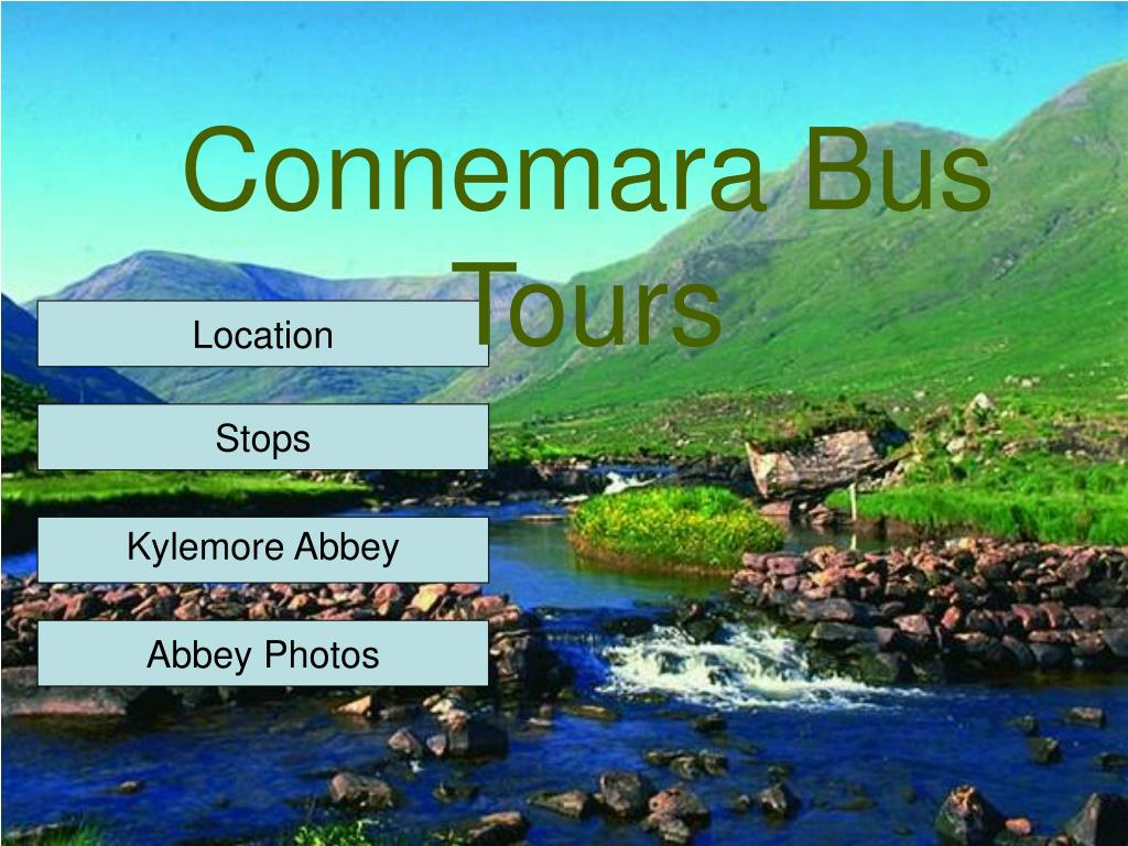 Connemara Bus Tours