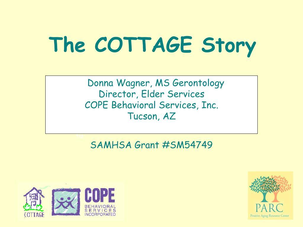 Donna Wagner, MS Gerontology