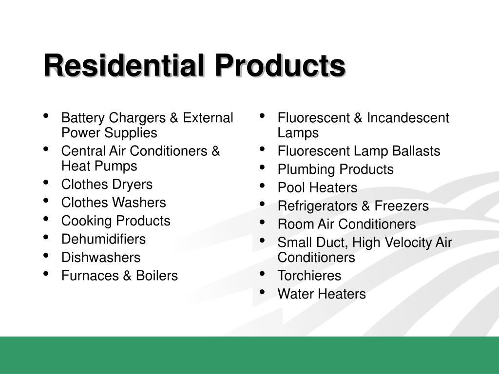 Battery Chargers & External Power Supplies