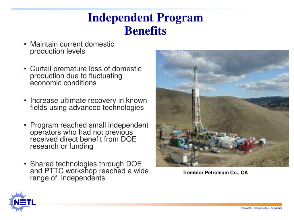 Independent Program