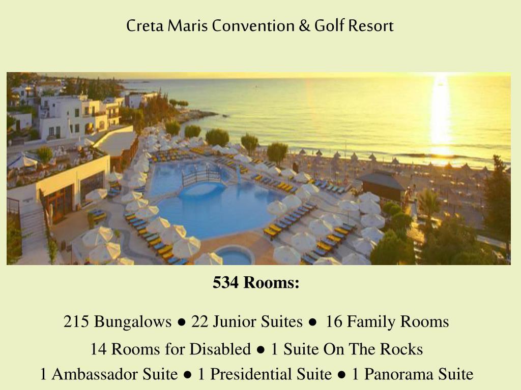 Creta Maris Convention & Golf Resort