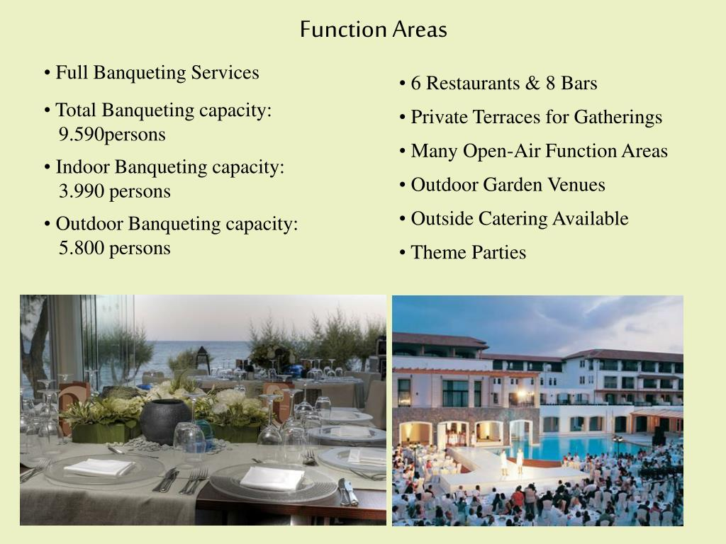 Function Areas