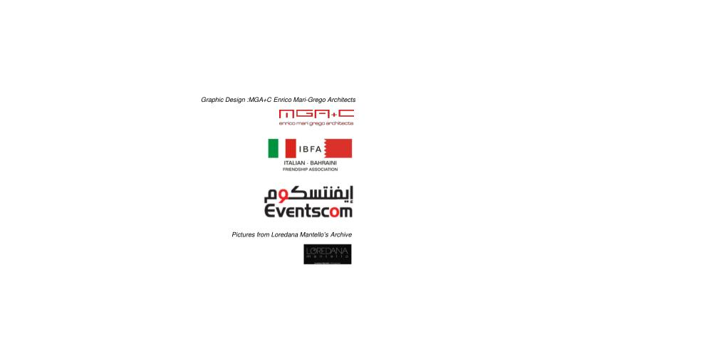 Graphic Design :MGA+C Enrico Mari-Grego Architects