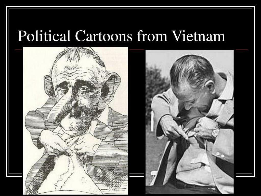 Political Cartoons from Vietnam
