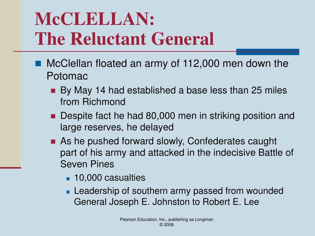 McCLELLAN: