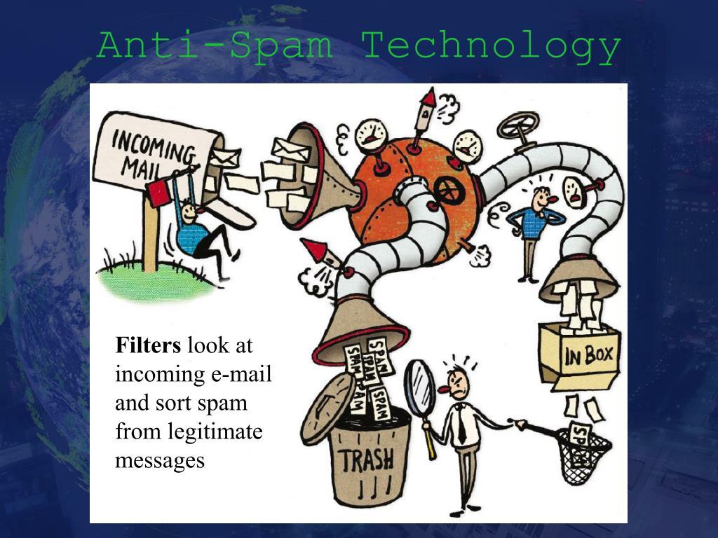 Anti-Spam Technology